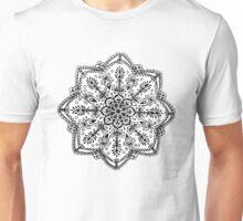 Lavender - Mandala Design Unisex T-Shirt