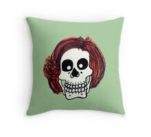 Scully Throw Pillow