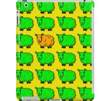 Be different sheep iPad Case/Skin
