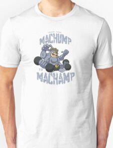 Machamp Workout Unisex T-Shirt