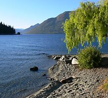 Lake Wakatipu by PhotosByG