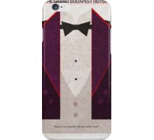 The Grand Budapest Hotel iPhone Case/Skin