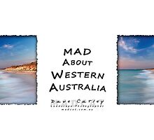 Quinns Rocks Sunset - MAD About Western Australia by Dave Catley