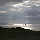 The light  - View across St Agnes by gillbee