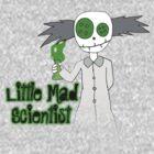 Little Mad Scientist Tee by Chloe van Leeuwen