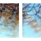 Autumn Impressions - Diptych #1 by Kitsmumma