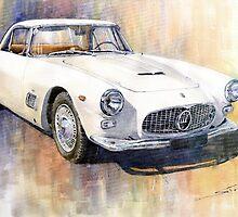 Maserati 3500 GT Coupe by Yuriy Shevchuk
