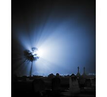 Spiritual Nightlight Photographic Print