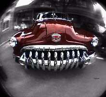 The Buick Eight  by ArtbyDigman