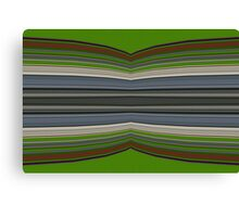 Stripe abstract Canvas Print