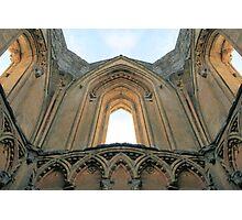 Window Arch Photographic Print