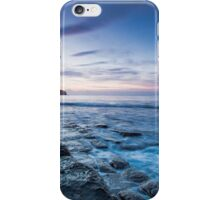 Tessellated Pavement at Dawn iPhone Case/Skin