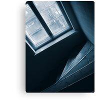 10.4.2010: Staircase Blues Canvas Print