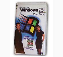 Windows 95 Video Guide  Unisex T-Shirt