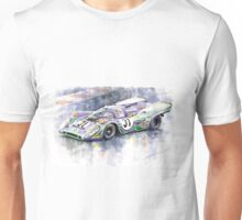 Porsche 917 K  Martini Racing 1970 Unisex T-Shirt