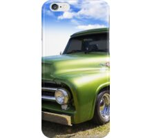Fifties Ford iPhone Case/Skin
