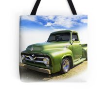 Fifties Ford Tote Bag