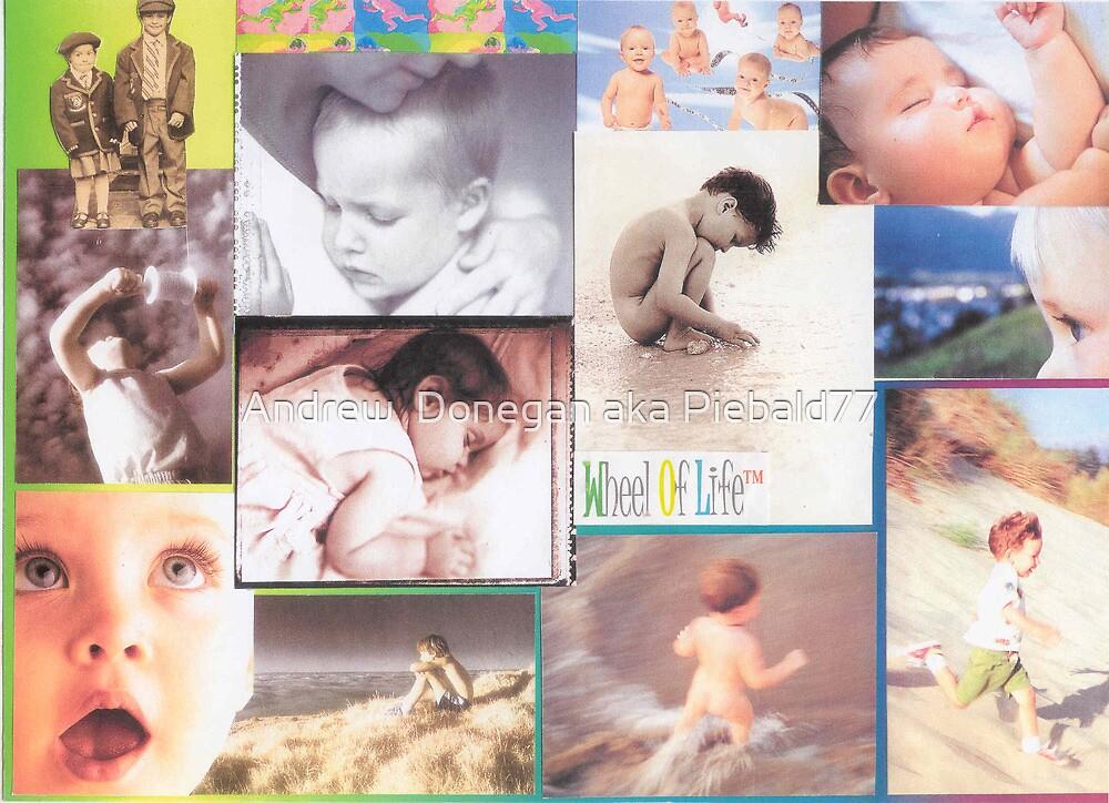 Babies by Andrew  Donegan aka Piebald77