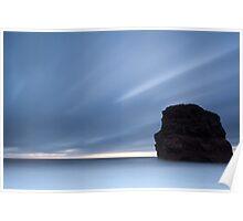 Marsden Rock, Dawn Poster