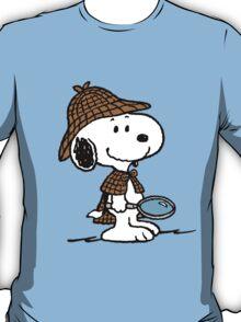 Sherlock Snoopy T-Shirt