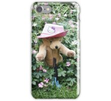 Ted's New Neighbour the Gardener iPhone Case/Skin