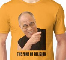 The Fonz of Religion Unisex T-Shirt