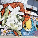 Street Art, Melbourne by Leigh Penfold