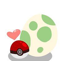 Pokémon breeder by Atlantahammy