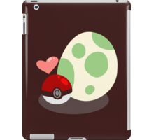 Pokémon breeder iPad Case/Skin