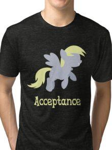 Derpy - Acceptance Tri-blend T-Shirt