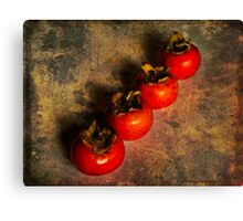 Persimmons 2 Canvas Print