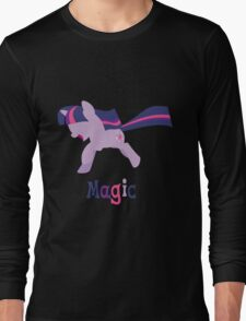 Twilight Sparkle - Magic Long Sleeve T-Shirt