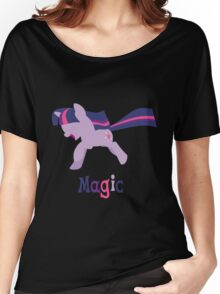 Twilight Sparkle - Magic Women's Relaxed Fit T-Shirt