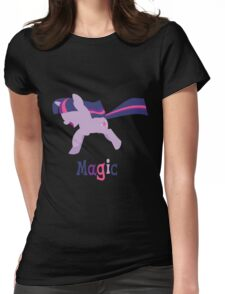Twilight Sparkle - Magic Womens Fitted T-Shirt