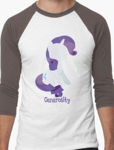 Rarity - Generosity Men's Baseball ¾ T-Shirt