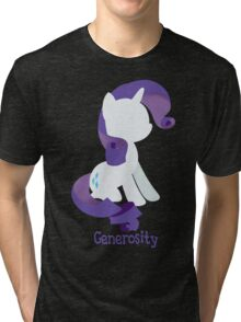 Rarity - Generosity Tri-blend T-Shirt
