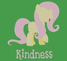 Fluttershy - Kindness  One Piece - Short Sleeve