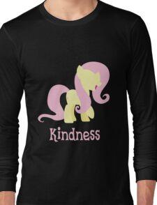Fluttershy - Kindness  Long Sleeve T-Shirt