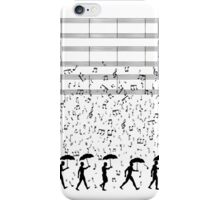 Singing in the Raaaain iPhone Case/Skin