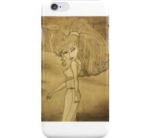 Meg from Hercules iPhone Case/Skin