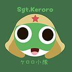 Sgt.Keroro Head  by Atlantahammy