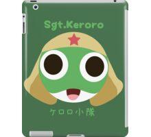Sgt.Keroro Head  iPad Case/Skin