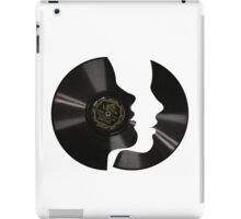 Vinyl Profile iPad Case/Skin