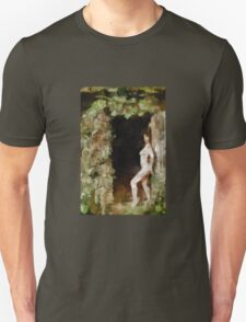 Lady of the Woods 5 by Mary Bassett Unisex T-Shirt