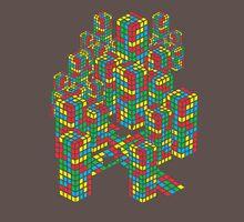 Tetris City Unisex T-Shirt