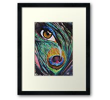 welcome to the beautiful Framed Print