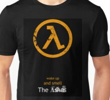 Half-Life Lambda Poster - Flat Unisex T-Shirt