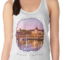 Dave Catley Landscape Photographer - Fine Art T-Shirt (Mindarie Marina) Women's Tank Top