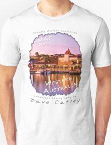 Dave Catley Landscape Photographer - Fine Art T-Shirt (Mindarie Marina) Unisex T-Shirt