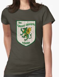 Lord of the Rings - The Green Dragon - Bywater Womens Fitted T-Shirt